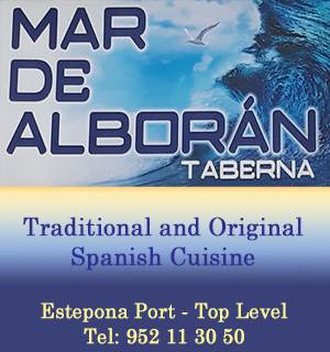Mar de Albaran in Estepona