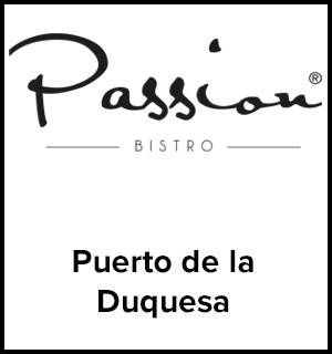 Passion Bistro, Duquesa in Manilva