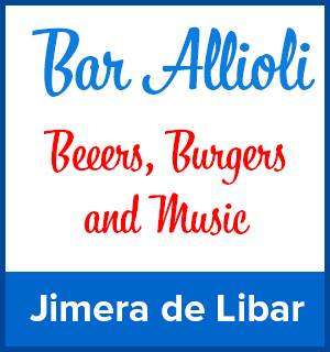 Bar Allioli in Jimera de Libar