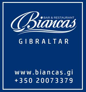 Bianca's Bar and Restaurant in Gibraltar