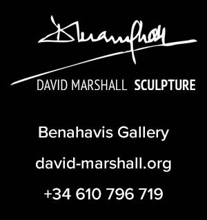 David Marshall Sculptures