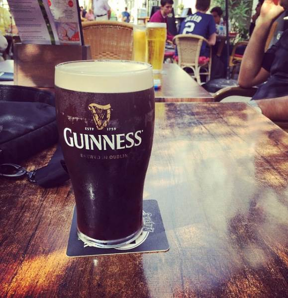 Perfect Guinness