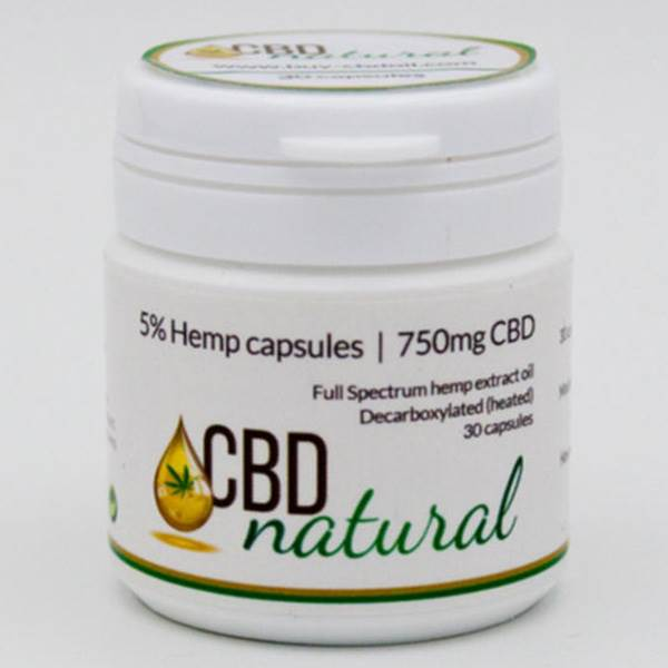 CBD Natural Oils and Products