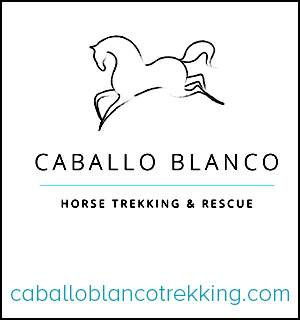 Caballo Blanco Trekking and Rescuein Lanjaron