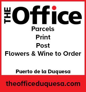 The Office in Puerto Duquesa