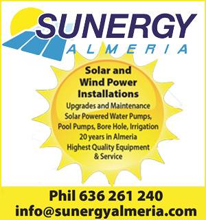Solar Power Almeria