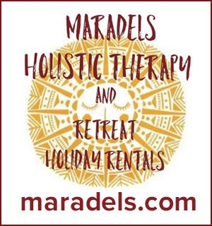 Maradels Holistic Therapy & Retreat Holiday Rentals