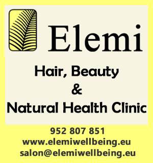 Elemi Hair, Beauty & Natural Health Clinic in Estepona
