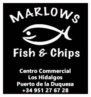 Marlows Fish and Chips in Manilva