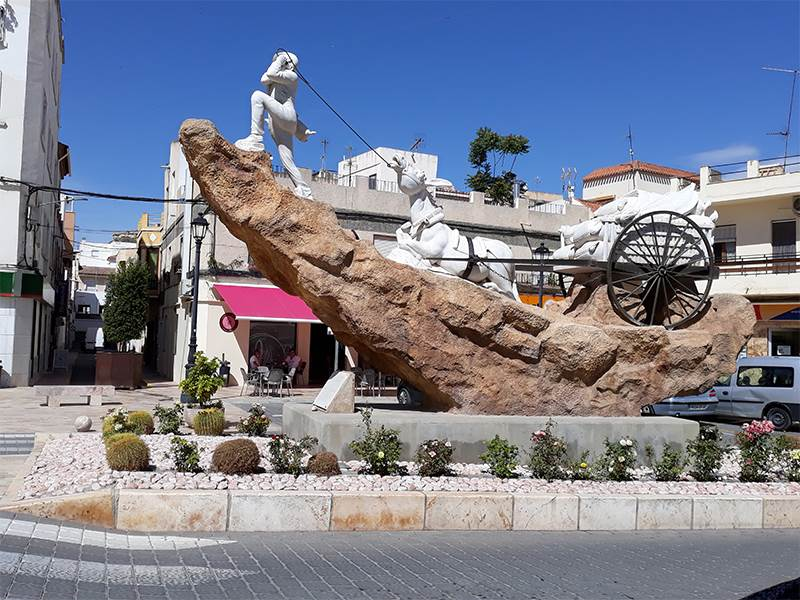 Guide to Albox in Almanzora Comarca Almeria