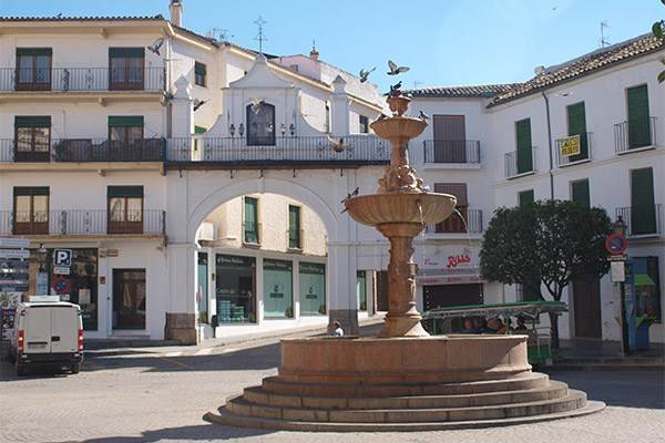 Antequera Town