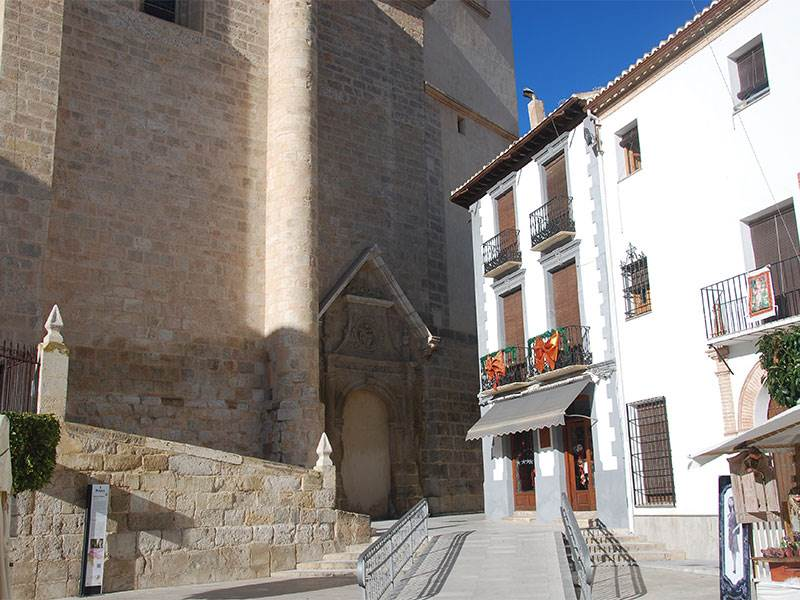 Geoparque Granada | Guide to Baza a town of National Historic Interest
