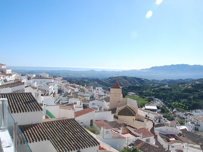 Guide to Bédar, a mining town in Almeria province, Andalucia