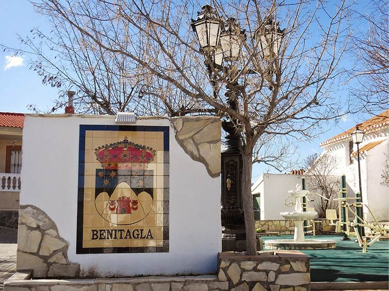 Benitagla, smallest municipality in Almeria province