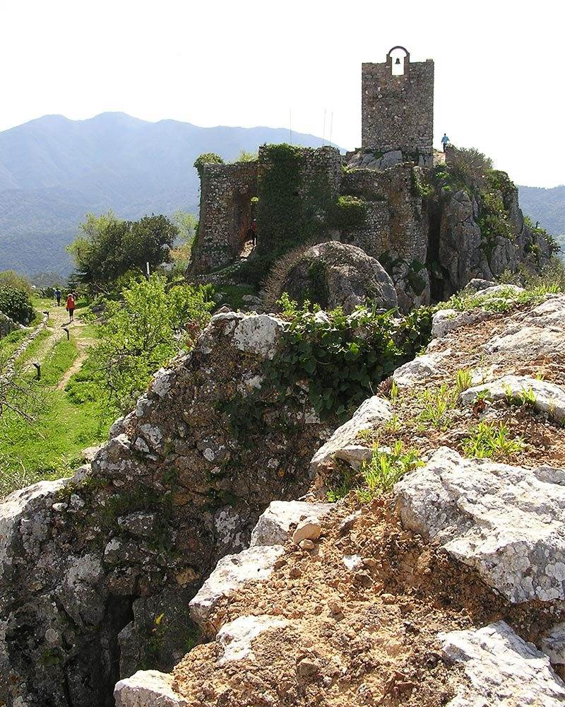 Gaucin Castle Bell Tower