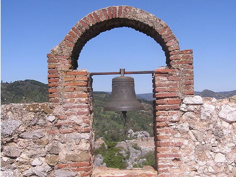 The Castle Bell, Gaucin