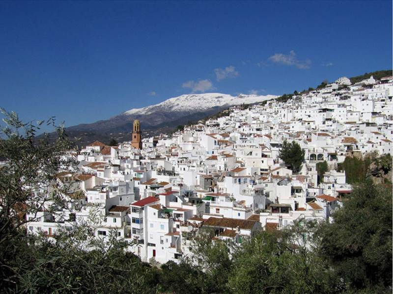 Competa the 'pearl of Axarquia'