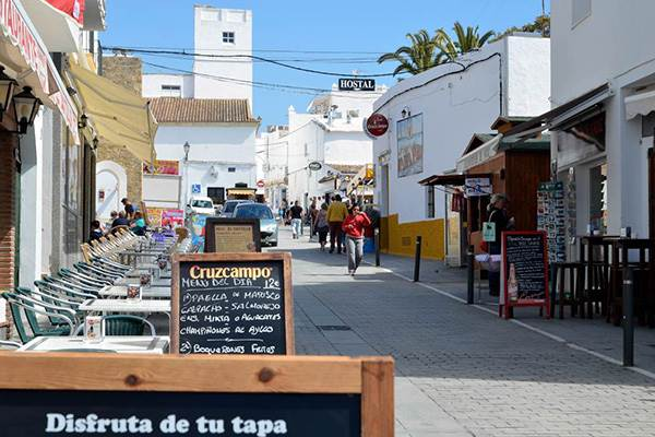 Restaurants in Conil de la Frontera