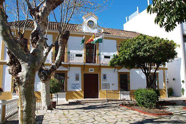 Estepona Archaeological Museum in the 'Old Town'