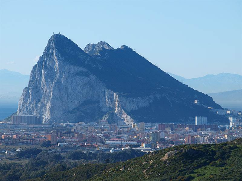 Exploring Gibraltar, a British Overseas Territory at the southern tip of Spain