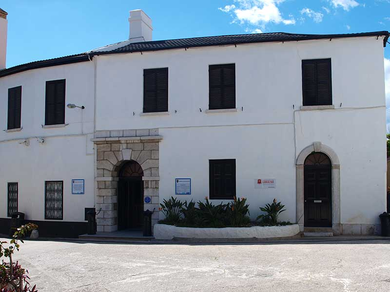 18-20 Bomb House Lane Gibraltar - The Gibraltar Museum