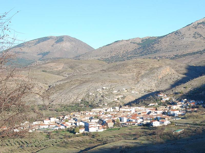Geoparque Granada | Guide to the mountain village of Gor