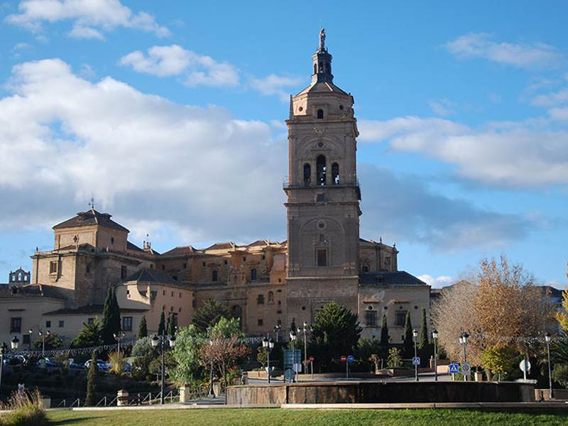 Geoparque Granada |  Guide to the town of Guadix
