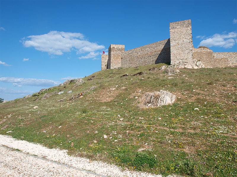 Castle at Aracena