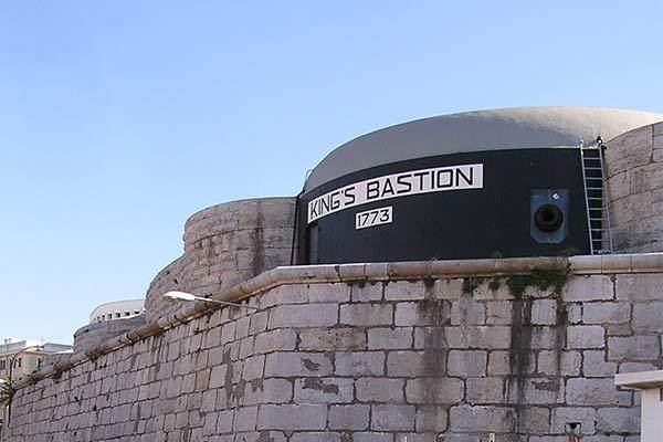 King's Bastion