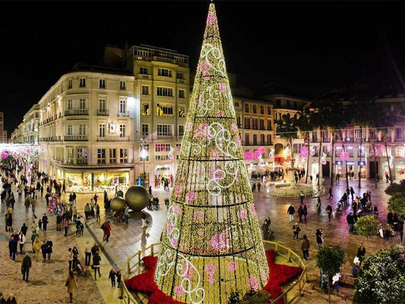 Magical Malaga at Christmas