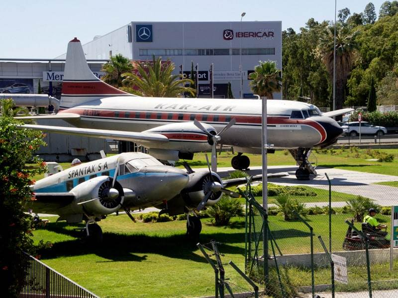 Collection of Aeroplanes