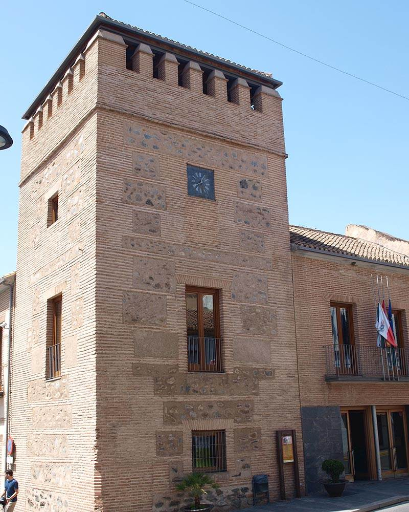 16th century tower