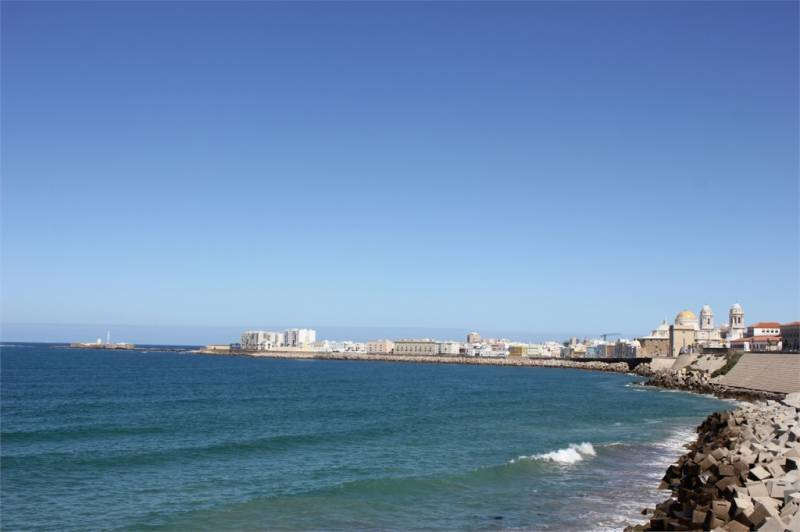 The Bay of Cadiz, El Puerto de Santa Maria