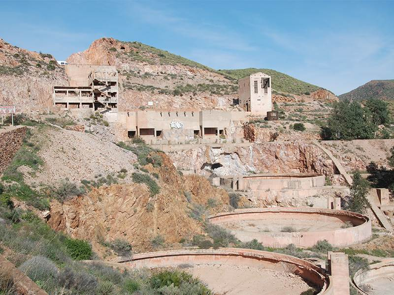 Cabo de Gata-Nijar | Visit a gold mine at Rodalquilar