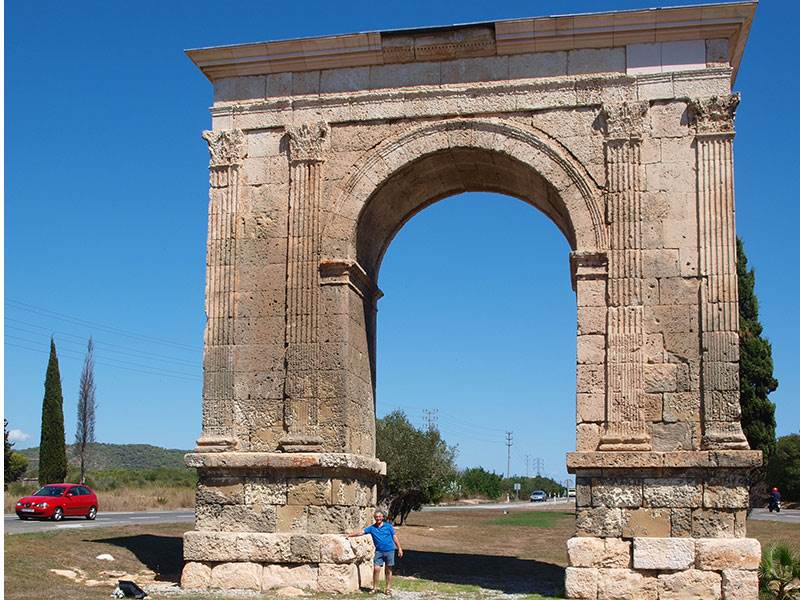 Romans in Andalucia | Roman Engineering and Building
