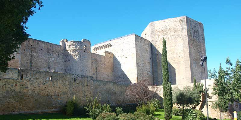 The Castle of Santiago, Sanlucar de Barrameda