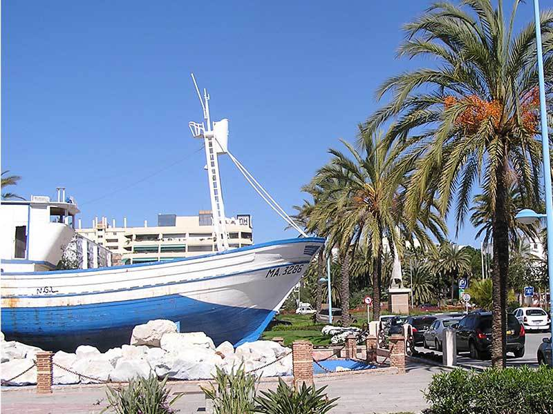 Costa del Sol | San Pedro de Alcantara, a Spanish holiday resort