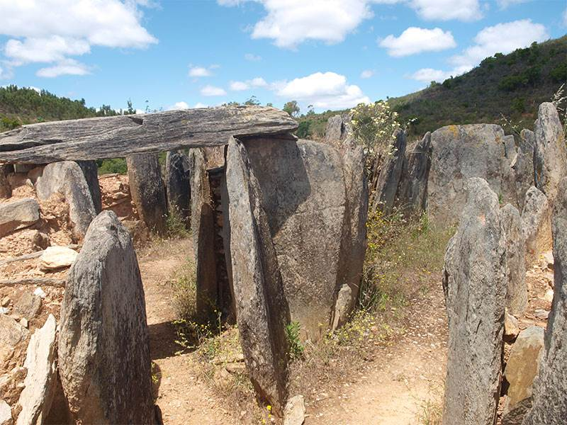 Ancient dolmens