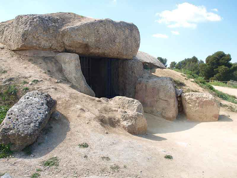 Megalithic Andalucia | Antequera Dolmens Menga, Viera and Romeral