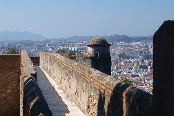 The Defences and the City