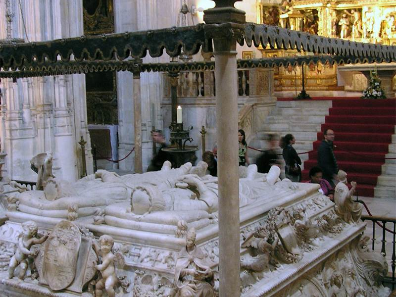 Tombs of Isabella and Ferdinand