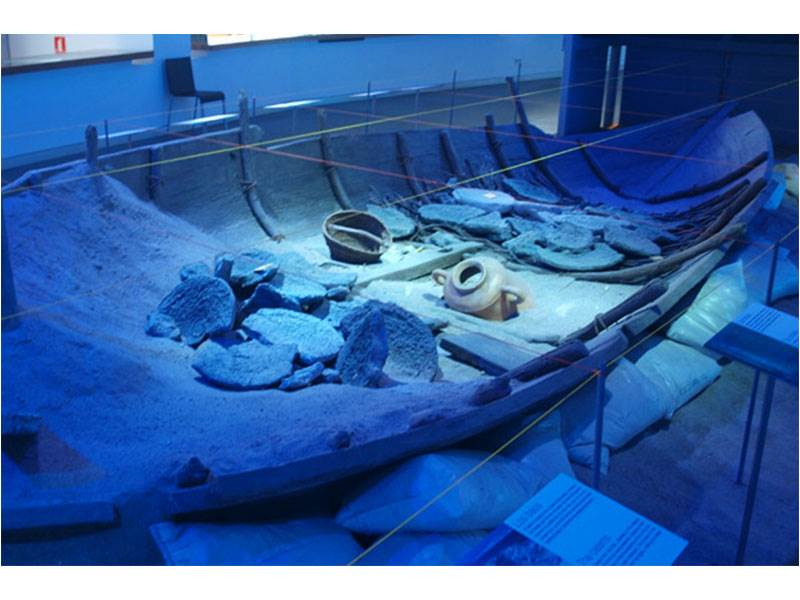 Phoenicians in Andalucia | The Phoenician wreck of Mazarron II