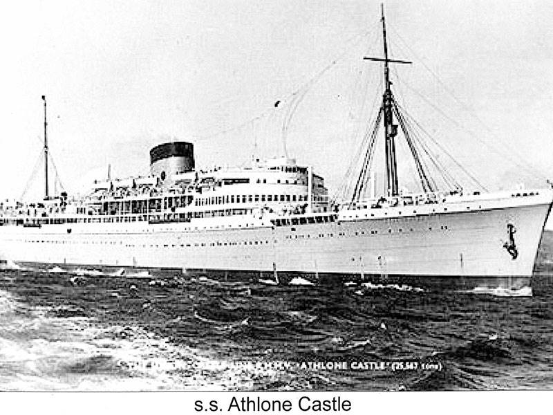 SS Athlone Castle