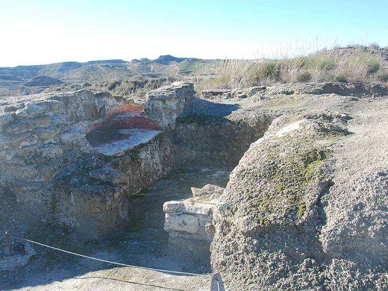 An Iberian tomb at Tutugi