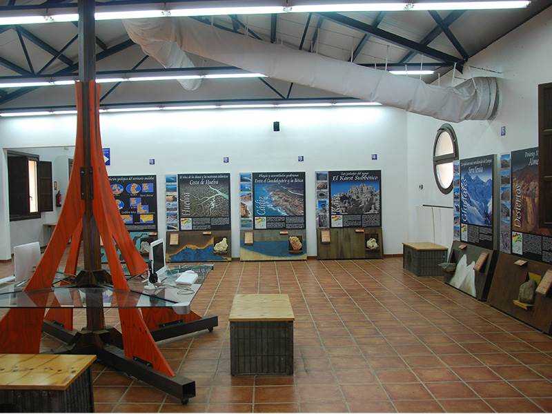 Cabo de Gata-Nijar | Volcano House Centre for Geotourism and Geodiversity of Andalucia at Rodalquilar